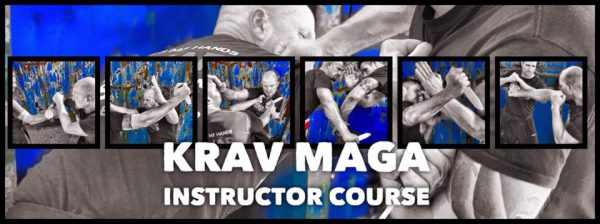 Krav Maga Instructor course in germany by Michael Rüppel