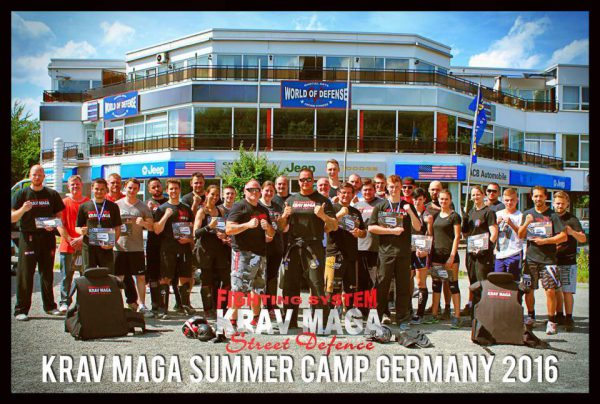 Krav Maga Sommer Camp